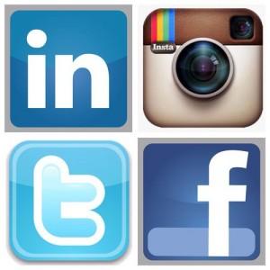 logo social media bureau vino